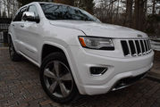 2015 Jeep Grand Cherokee 4WD OVERLAND-EDITION